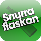Snurra flaskan