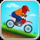 Motorcycle Race Meltdown